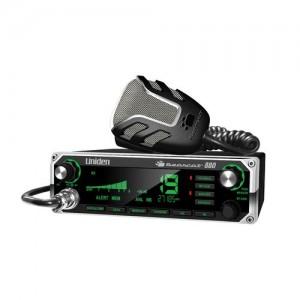 Uniden Bearcat 880 CB Radio with 7 Color Display Backlighting