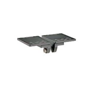 Techmount DoubleTop Plate Kit - 60997 (Silver)