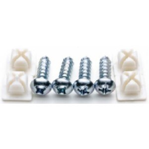Plate Frame/Cover Fasteners (Screws) - 80230