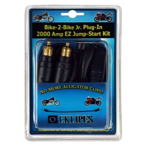 Eklipse Universal Bike-2-Bike Jr Battery Jumping Kit