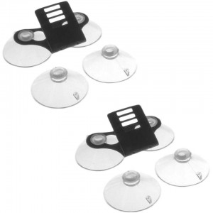 Windshield Mounting Bracket for Beltronics / Escort Radar Detectors - 2 Pack