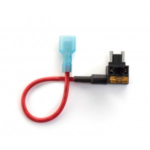 Direct Wire Radar Detector Fusebox Add a Circuit Kit - Micro Blade Fuse
