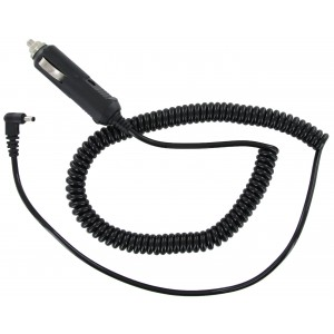 Coiled Power Cord for Uniden and Whistler Radar Detectors