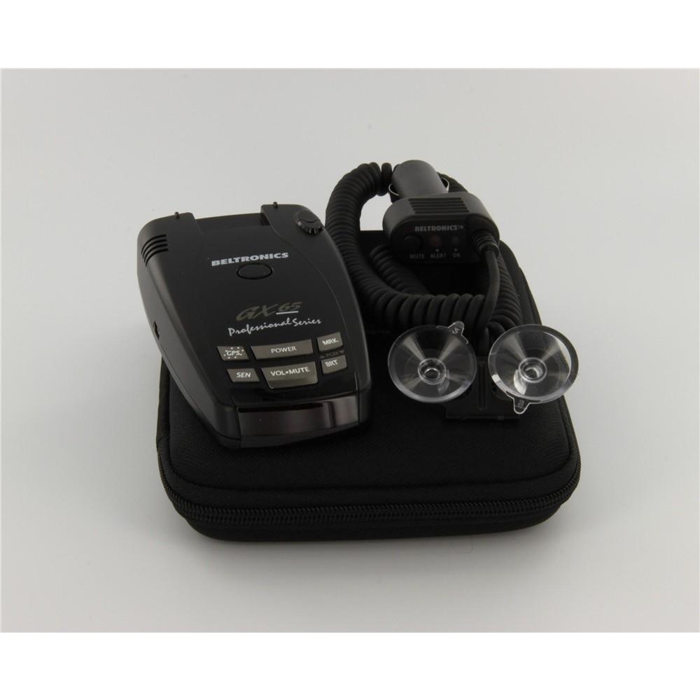 Beltronics pro gx65 radar detector - black / Scrubs hat