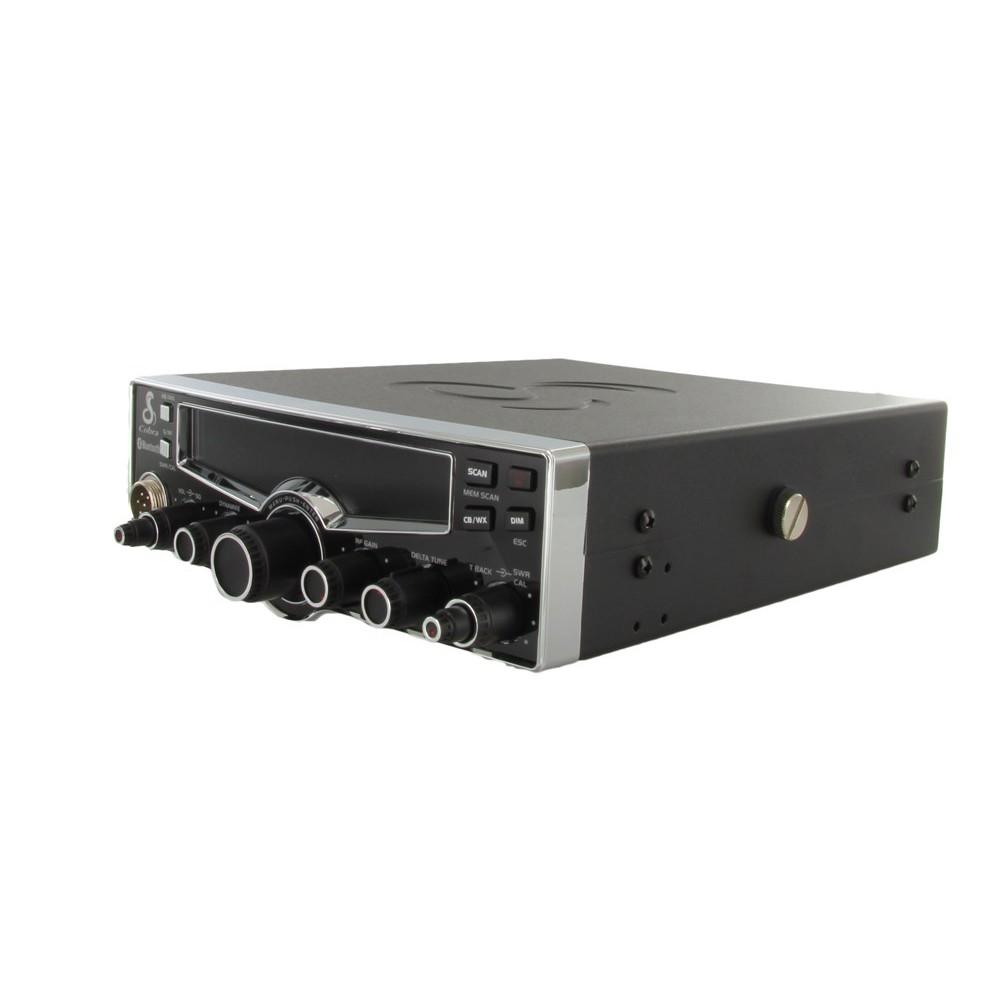 How To Beat A Speeding Ticket >> Cobra 29 LX BT LCD CB Radio With Bluetooth