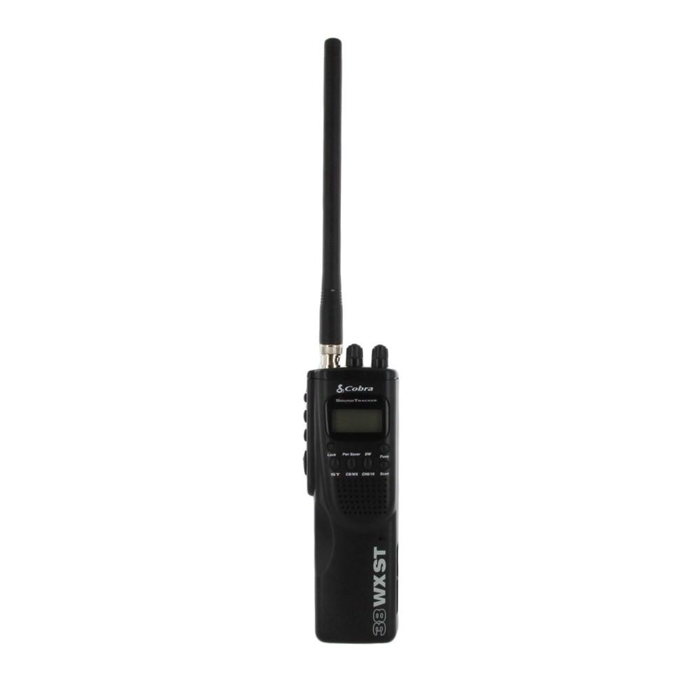 Cobra Hh 38 Wx St Cb Radio