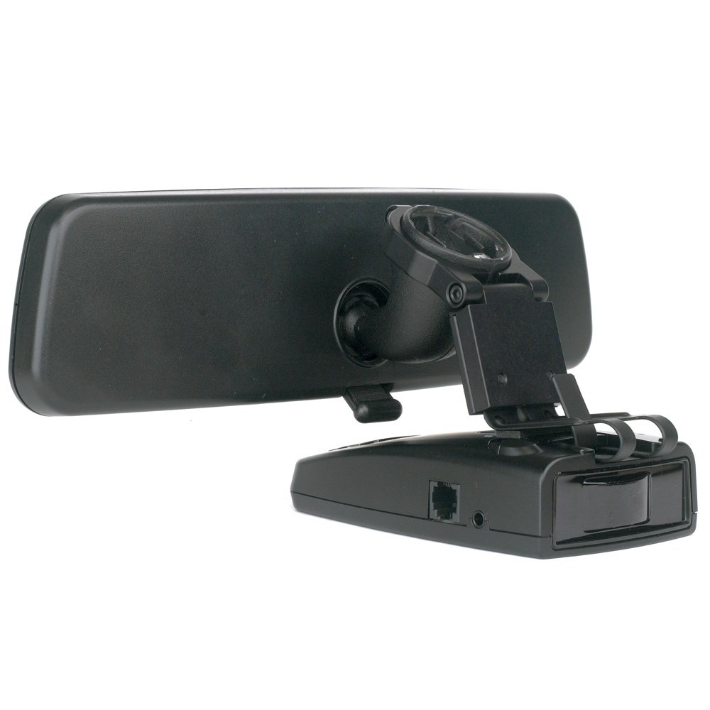 Blendmount Radar Detector Rear View Mirror Mount