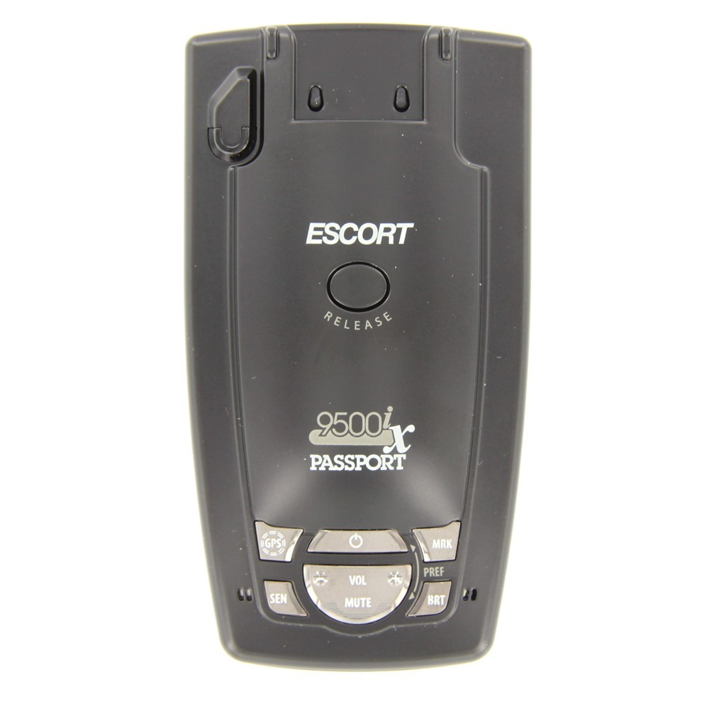 Escort Passport 9500ix Radar Detector Blue Display