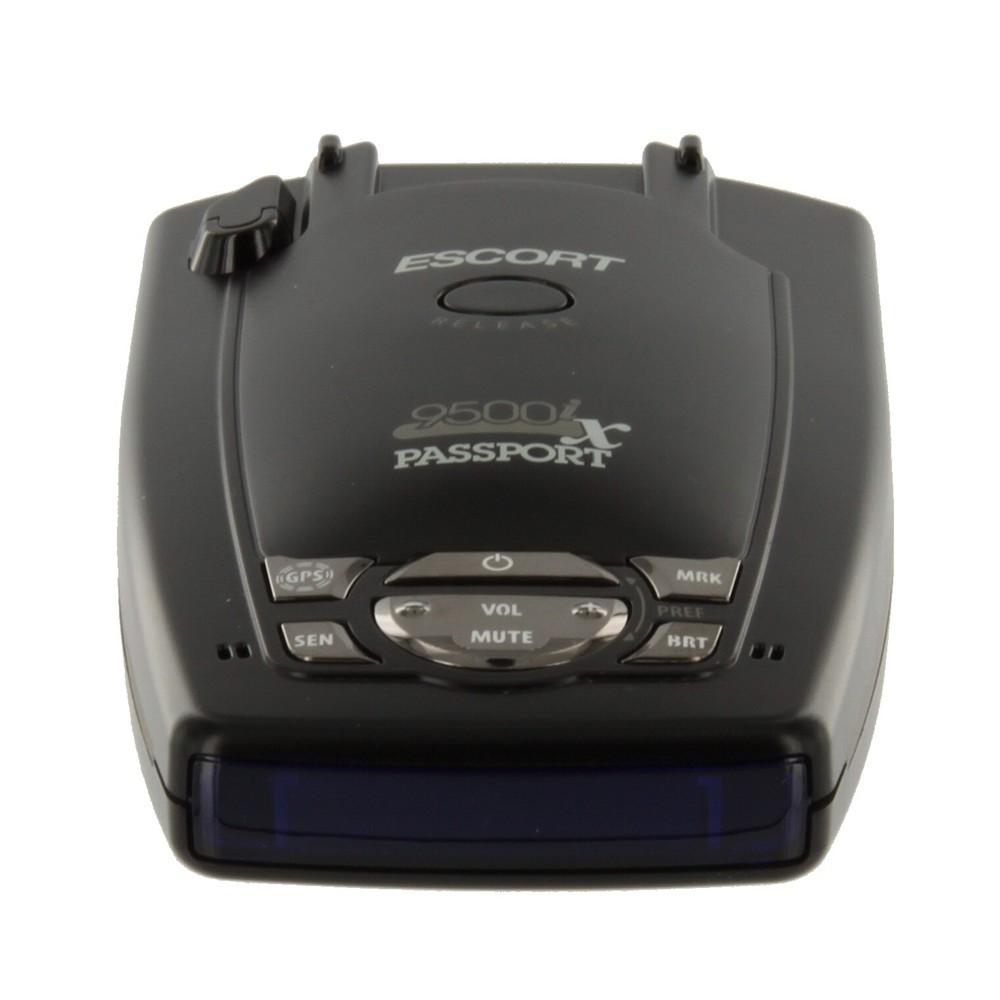 Escort Passport 9500ix Radar Detector Blue Display