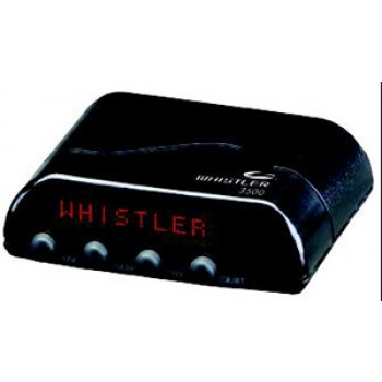 Wireless Radar Detector >> Whistler De 3500 Wireless Remote Radar Detector