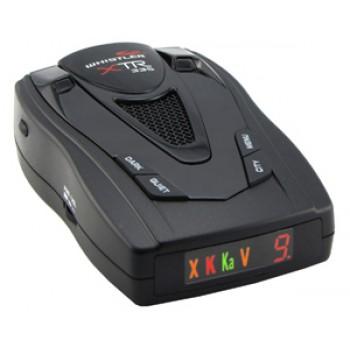 Whistler xtr-335 radar detector.