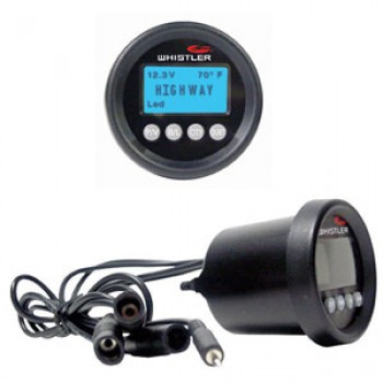 How To Beat A Speeding Ticket >> Buy the Whistler Cruisader Motorcycle Radar Detector Here!