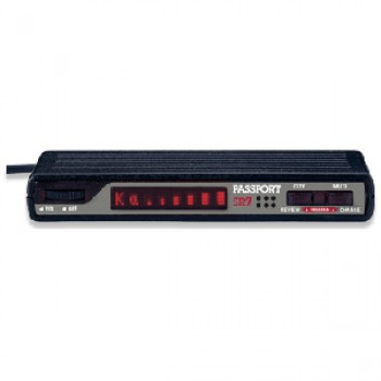 Passport Radar Detector >> Escort Passport Sr7 Concealed Radar Detector With Installation