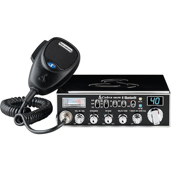 Cobra 29 Ltd Bt Cb Radio With Bluetooth 174 Wireless Technology