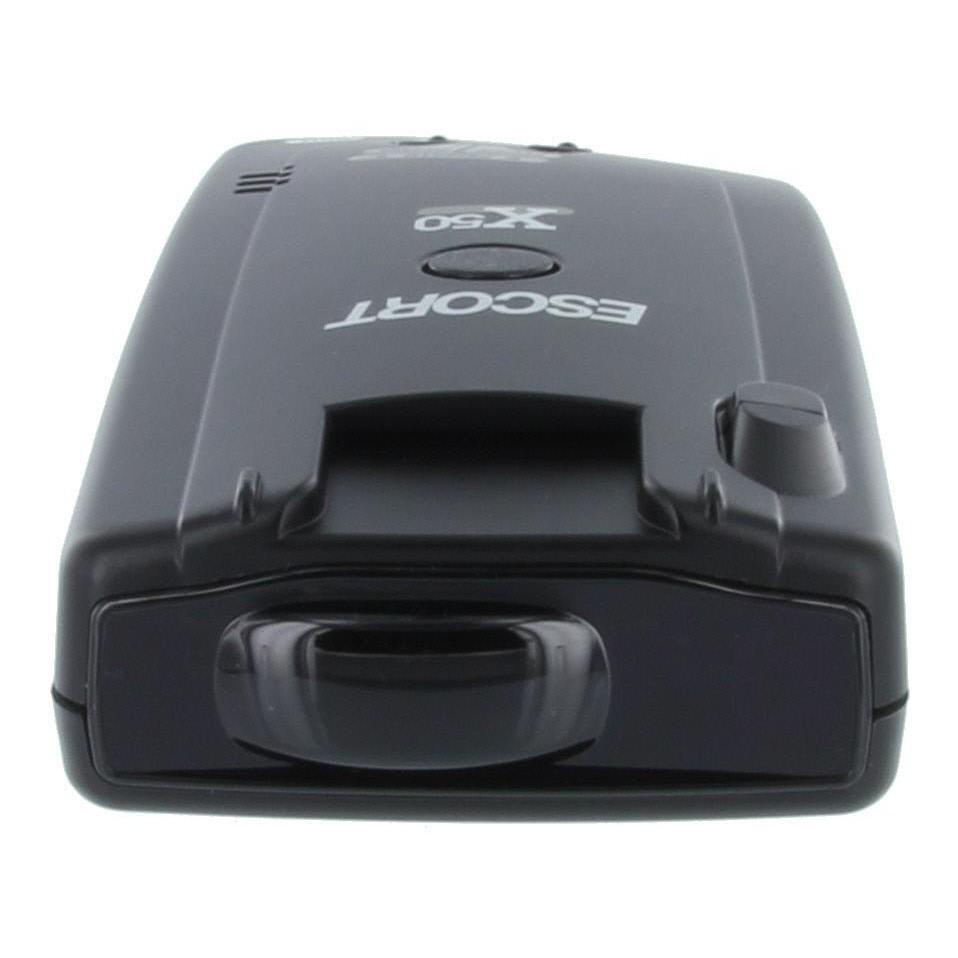 Escort Passport 8500 X50 Black Radar Detector (Red Display)