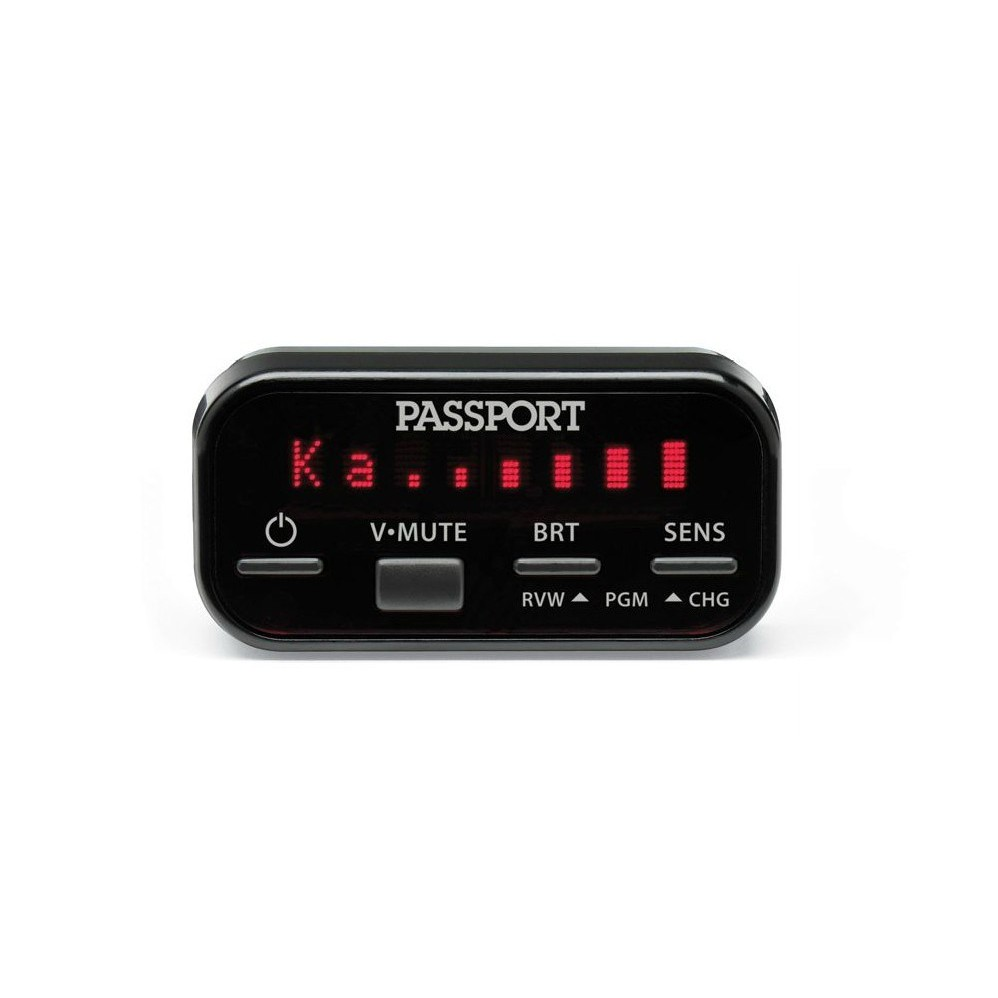 Passport Radar Detector >> Escort Passport 8500ci Radar Detector