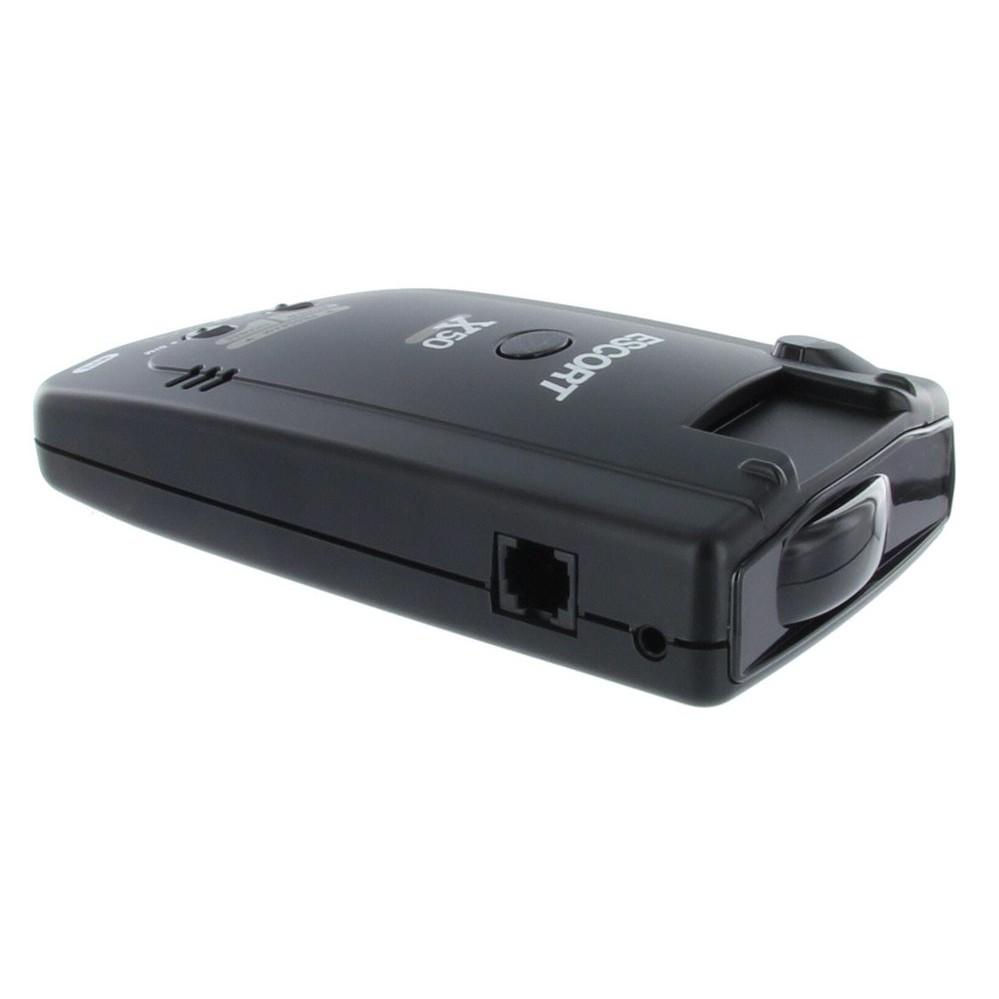 Amazoncom: Escort 0100018-4 Escort X80 Radar Detector