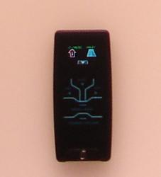 Cobra XRS R9G remote