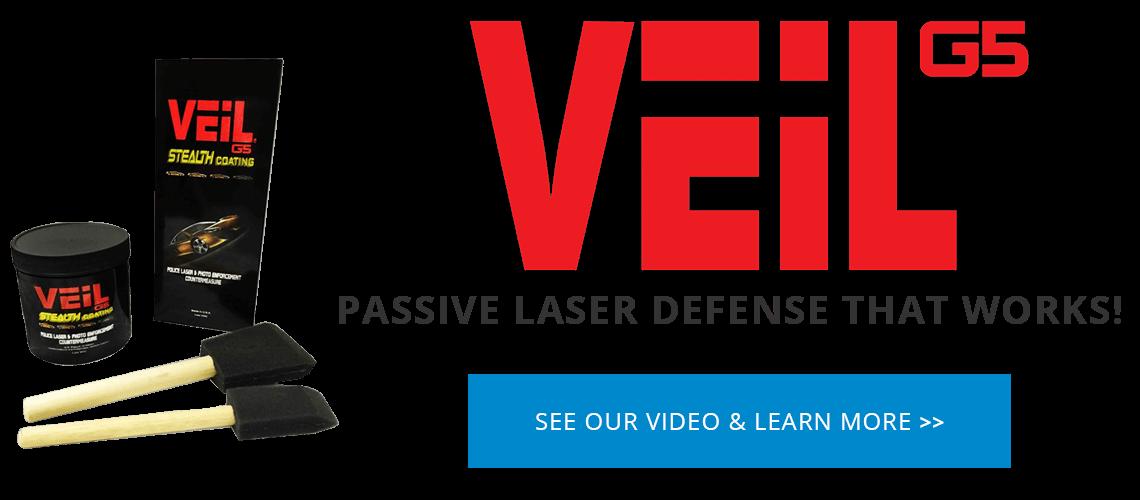 Veil G5 Passive Laser Defense