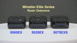 Whistler Elite Series Radar Detectors video