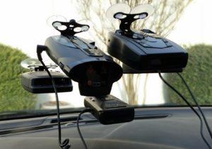 Five Radar Detectors