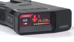 Uniden R7 Radar Detector video