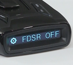 What is radar detector BSM filtering?