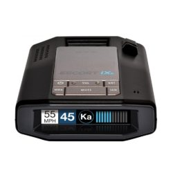 The Escort iXc radar detector is an iX with WiFi