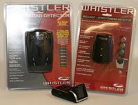 Whistler RLC 250